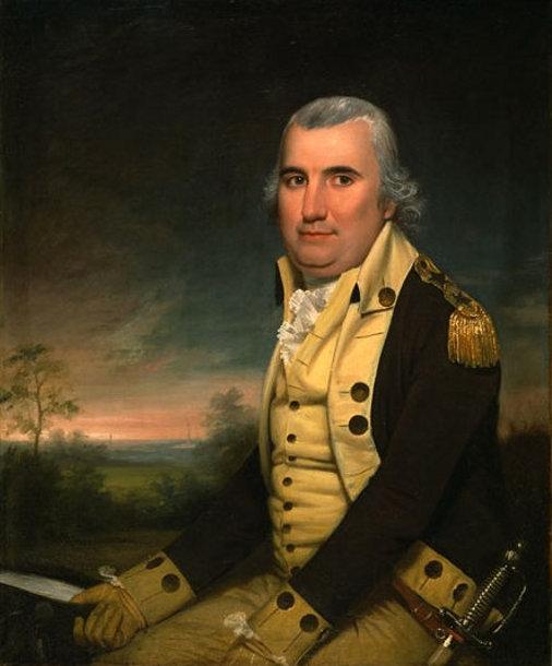 Major General Charles Cotesworth Pinckney
