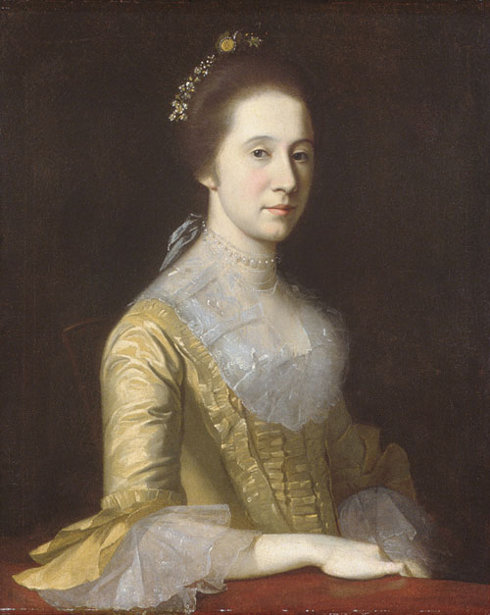 Mrs. Thomas Harwood (Margaret Strachan)