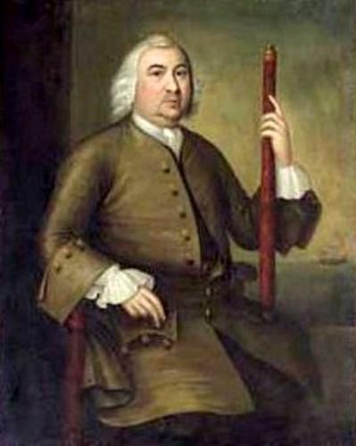 Mr. Andrew Sigourney