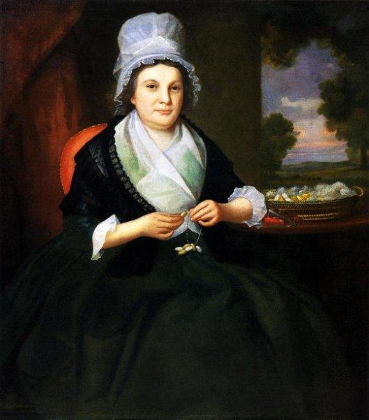 Mrs. Charles Jeffery Smith (Elizabeth Woolsey Smith)