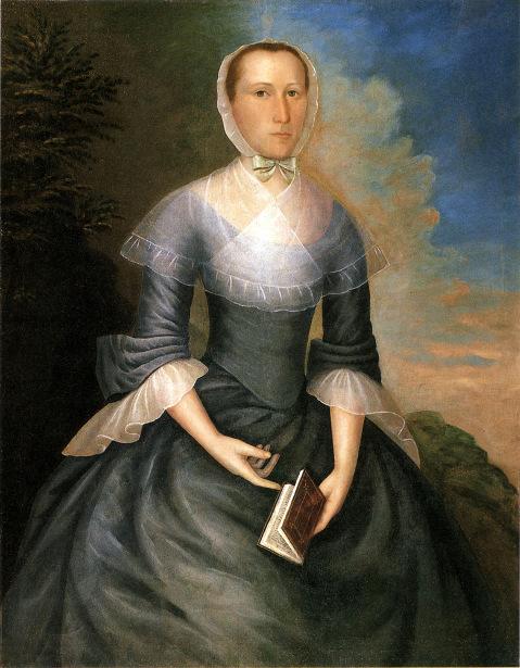 Mrs. Nathaniel Brown (Anna Porter Brown)