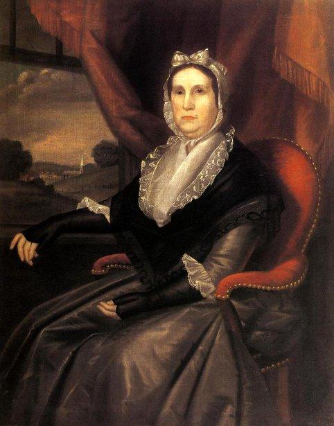 Mrs. Nathaniel Taylor