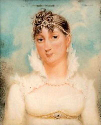 Mrs. Stephen Van Rensselaer III (Cornelia Paterson)