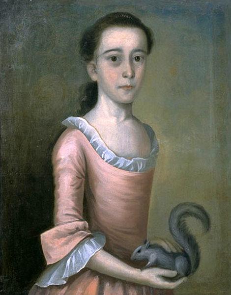 Rebecca Orne (Mrs. Joseph Cabot)