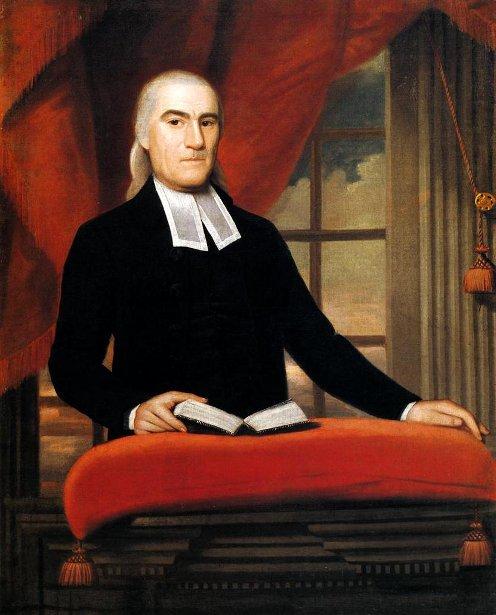 Reverend Nathaniel Taylor