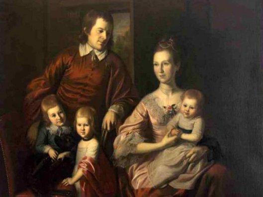 The Thomas Johnson Family