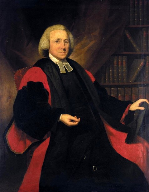An Oxford Doctor Of Divinity