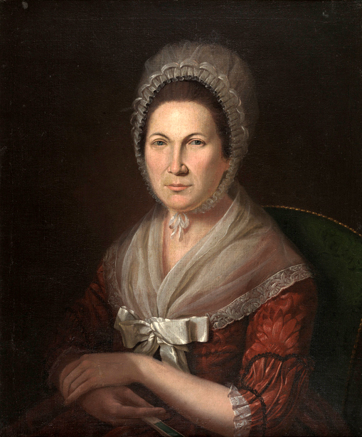 Mary Chambers Claypoole (James Claypoole's second wife)