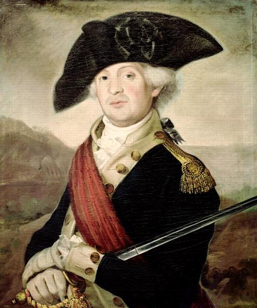 Colonel John May