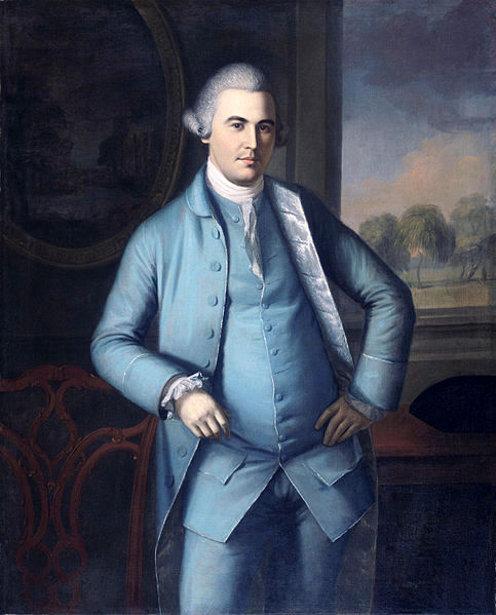 Colonel Lambert Cadwalader