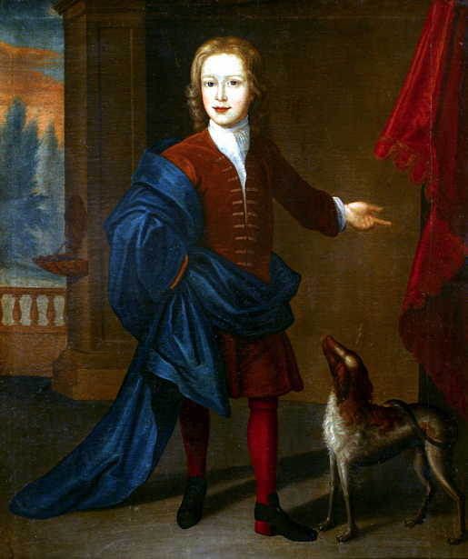 De Peyster Boy With A Dog