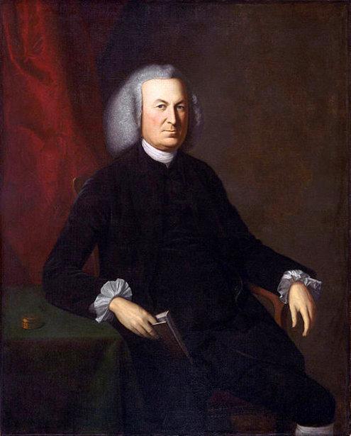 Dr. Thomas Cadwalader