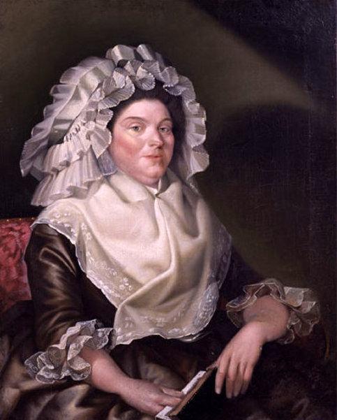Elizabeth Sewall Salisbury (Mrs. Samuel Salisbury)