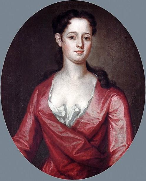 Mrs. Benjamin Colman (Hannah Pemberton)