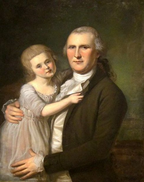 James Crawford And Daughter
