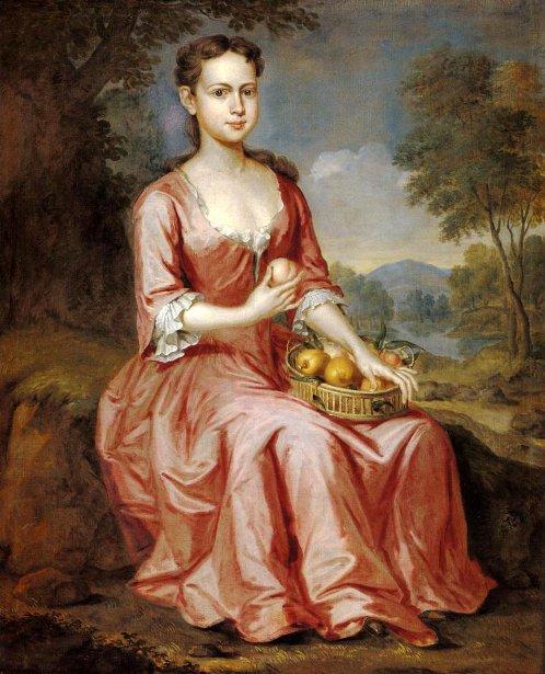 Jane Clark (Mrs. Ezekiel Lewis)