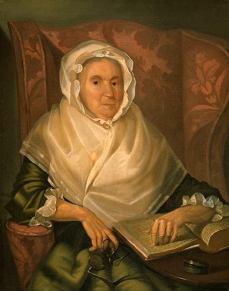 Martha Saunders Salisbury (Mrs. Nicholas Salisbury)