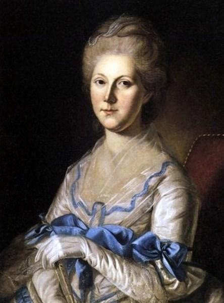 Mary McIlvaine (Mrs. Joseph Bloomfield)