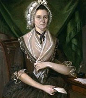 Mehitable Thurston Coates (Mrs. David Coates)