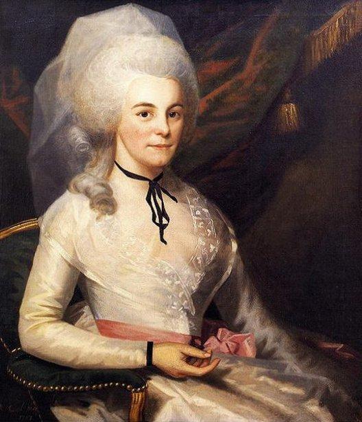 Mrs. Alexander Hamilton (Elizabeth Schuyler)