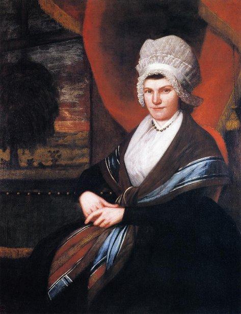 Mrs. Elijah Dewey (Mary Schenck)