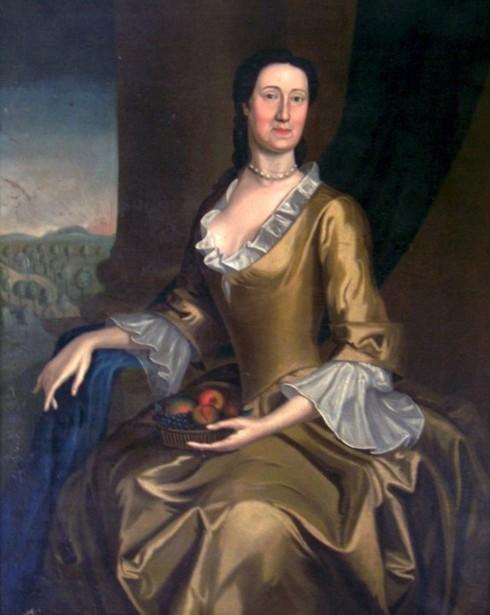 Mrs. Elizabeth Westbrook Waldron