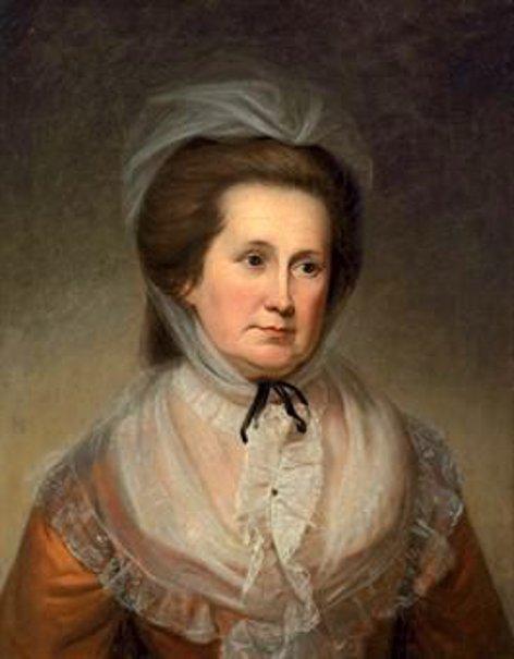 Mrs. Sarah Bordley