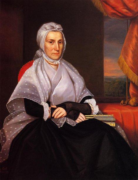 Mrs. Sherman Boardman (Sarah Bostwick)