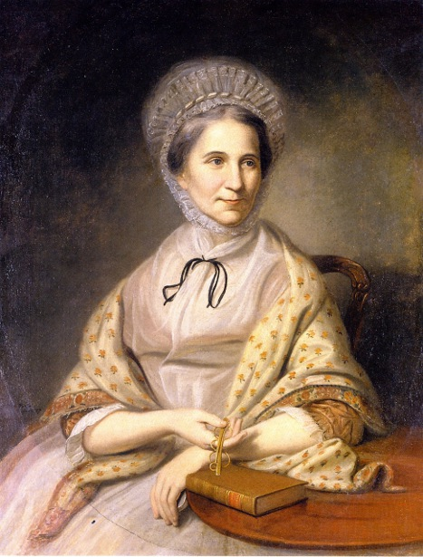 Mrs. Thomas Elliott (Mary Chase)