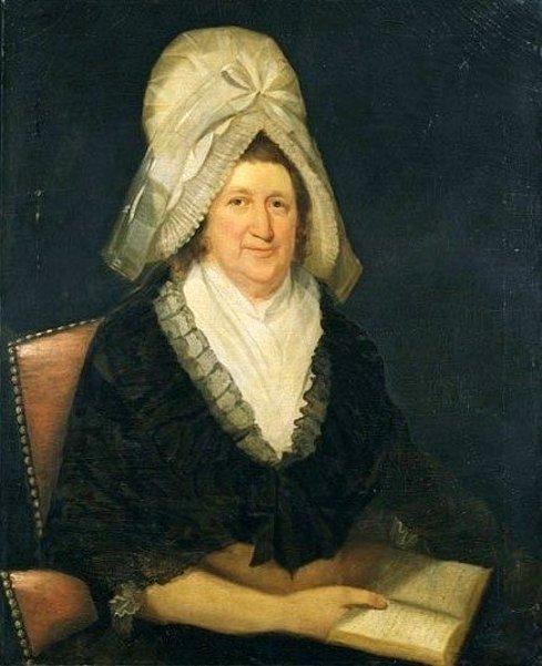 Rebecca Salisbury Waldo