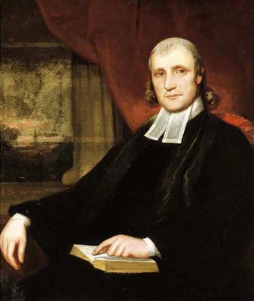 Reverend Abraham Beach