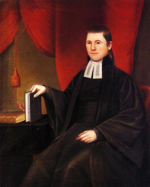 Reverend Ebenezer Porter