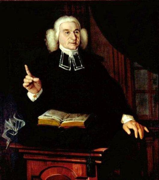 Reverend Eli Forbes