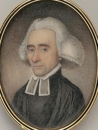 Reverend Ezra Stiles