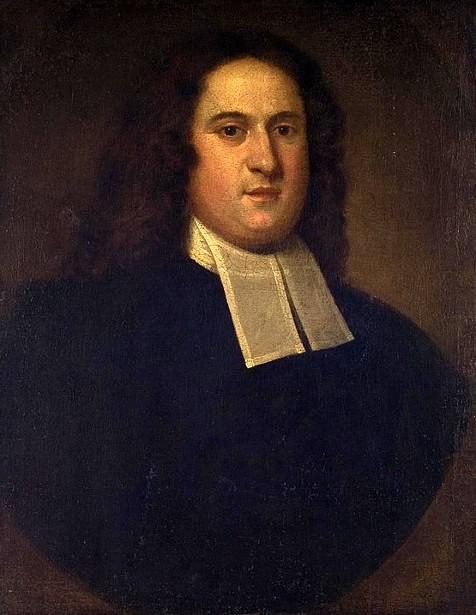 Reverend Joshua Gee