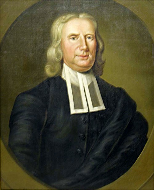 Reverend Samuel Phillips