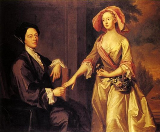 Sir Archibald And Lady Grant