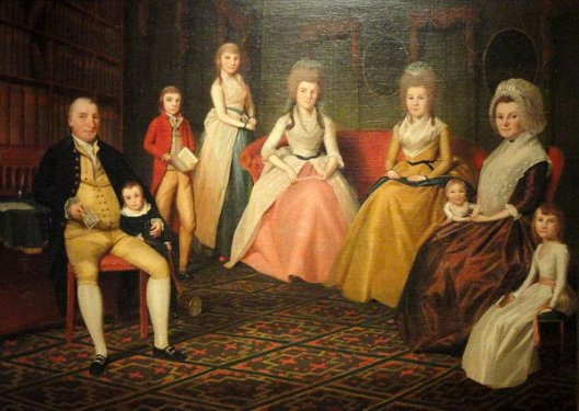The Angus Nickelson Family