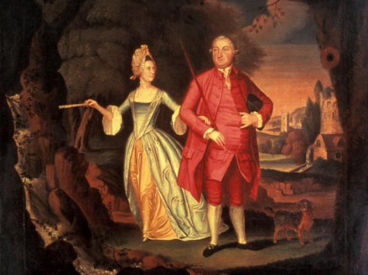 Gentleman And Wife