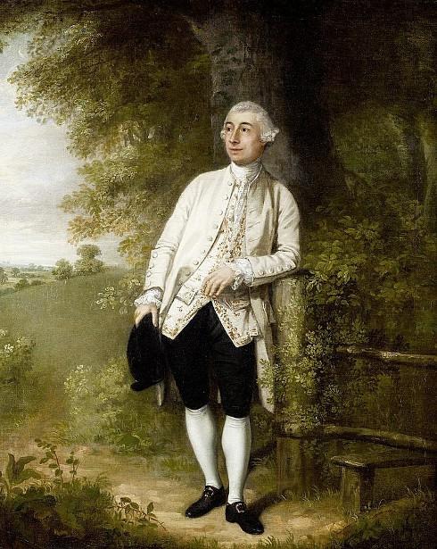 Gentleman In A White Coat
