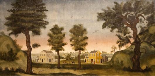 Homestead Of General Timothy Ruggles, Hardwick, Massachusetts