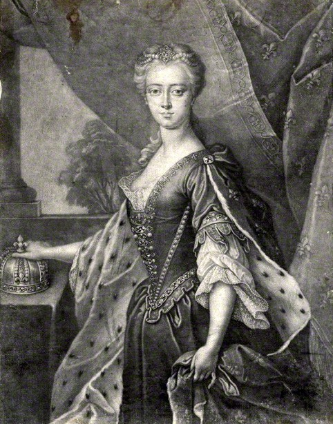 Marie Leczinska, Queen Of France