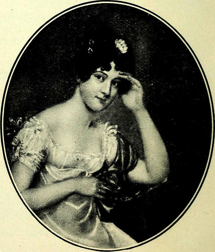 Miss Rolinda Sharples (The Artist's Daughter)
