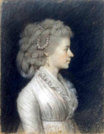 Mrs. Horace Johnson (Catherine Livingston Thorn Johnson)