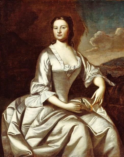 Mrs. John Banister