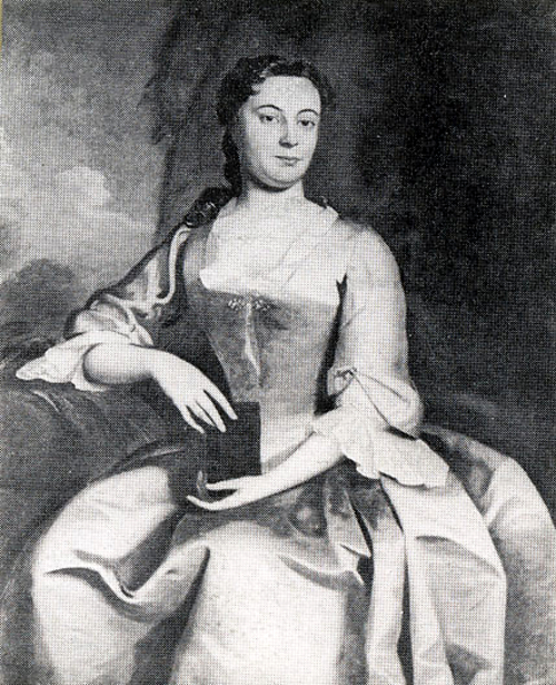 Mrs. Joseph Swift (Margaret McCall)