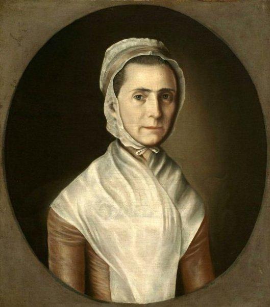 Mrs. Levi Willard (Catherine Chandler)
