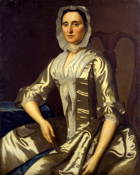 Mrs. Robert Feke (Eleanor Cozzens Feke)