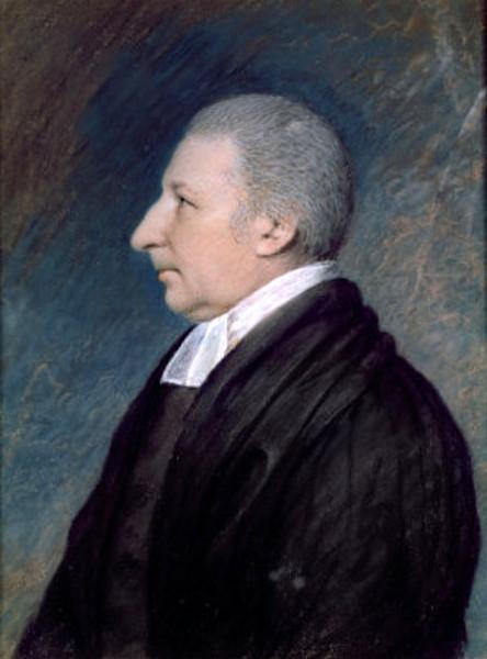 Rev. Rowland Hill, English Preacher