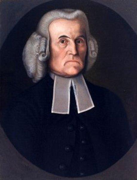 Reverend Quackenbush